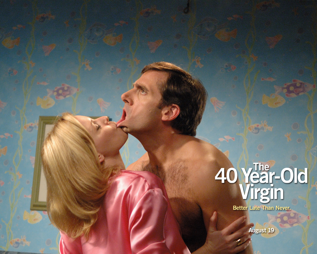 the 40-year old virgin