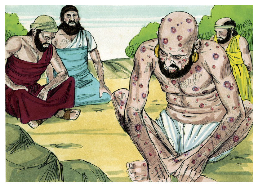 Job from the Bible