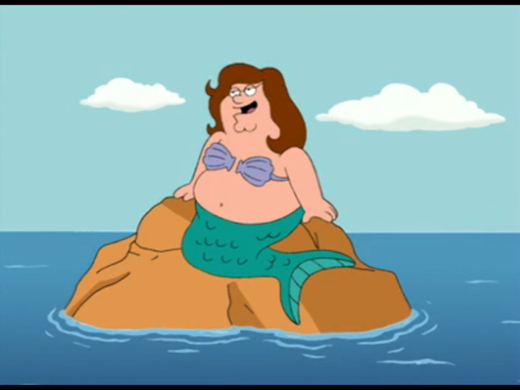 Peter Griffin Siren