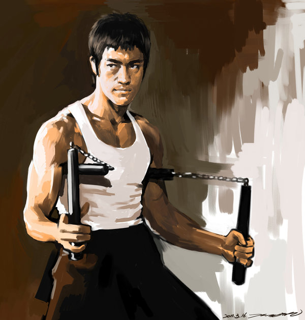 THE FRIENDLY COCKROACH--bruce_lee_theway_of_the_dragon_by_darkdamage-d3czz7w